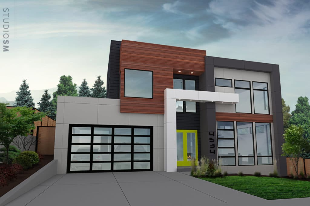 Modern Northwest - Custom Modern and Contemporary Home Builder